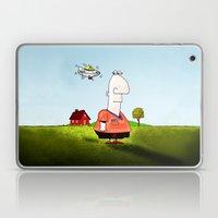 Little UFO Laptop & iPad Skin