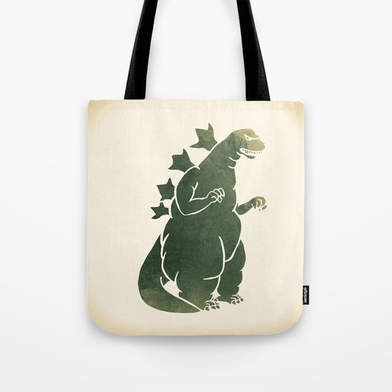 Godzilla - King of the Monsters Tote Bag