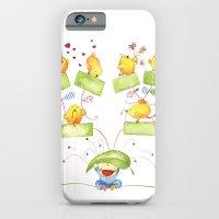 Baby family tree iPhone 6 Slim Case