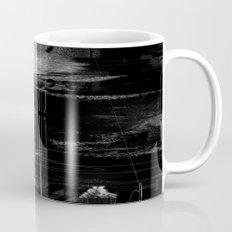 Mona Lisa Glitch Mug