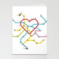 Home Where The Heart Is Stationery Cards