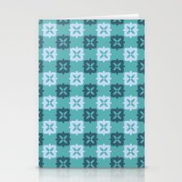 Retro Cold 2 Stationery Cards