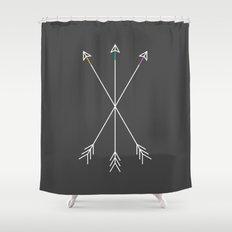 Killers (Gray) Shower Curtain