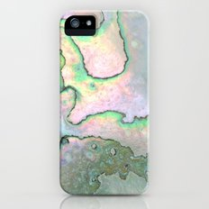 Shell Texture iPhone SE Slim Case