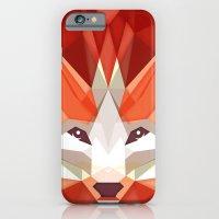 the glaring fox iPhone 6 Slim Case