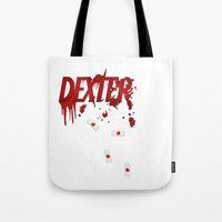 Dexter - fan art Tote Bag