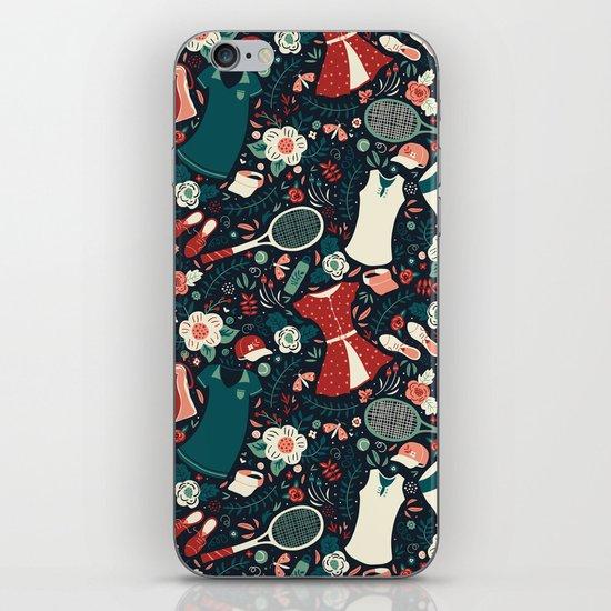 Tennis Style iPhone & iPod Skin