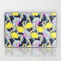 June Yellow Laptop & iPad Skin