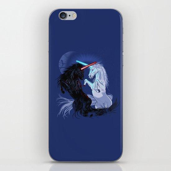 Starwars with Unicorns  iPhone & iPod Skin