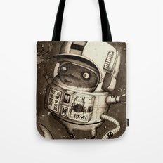 Mighty Manfred Tote Bag