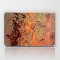 The Rusty Line Laptop & iPad Skin