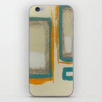 Soft And Bold Rothko Ins… iPhone & iPod Skin