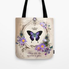 Shine like the universe is yours Tote Bag