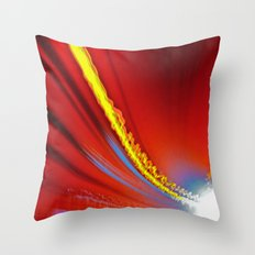 Traffic at warp speed III Throw Pillow