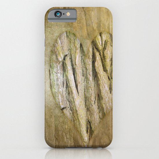 Nature Heart iPhone & iPod Case