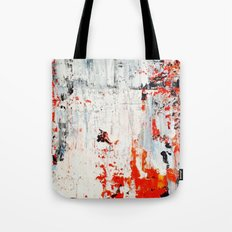 SCRAPED Tote Bag