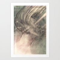 Panspermia 3 Art Print
