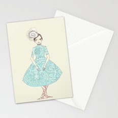 Third position Stationery Cards