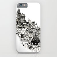 iPhone & iPod Case featuring Madrid by Littlemess