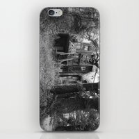 Overgrowth iPhone & iPod Skin
