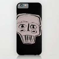 iPhone & iPod Case featuring Skeleton by Hadar Geva