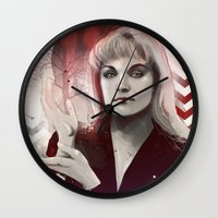 Going Nowhere Fast Wall Clock