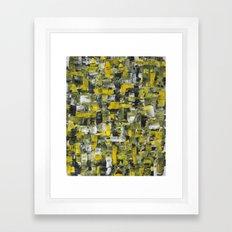 Beehive Rave Framed Art Print