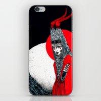 Goure II iPhone & iPod Skin