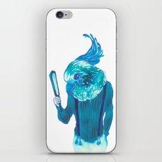Baby Blue #1 iPhone & iPod Skin