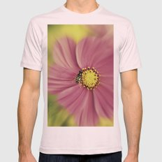 Hoverfly in the Pink Mens Fitted Tee Light Pink SMALL