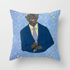 The One Percent Throw Pillow