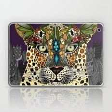 Leopard Queen Laptop & iPad Skin