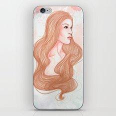 Pink Alice  iPhone & iPod Skin
