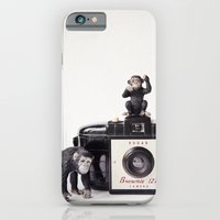 The Monkies and The Brownie iPhone 6 Slim Case