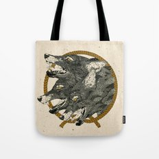 Hand that Feeds. Tote Bag