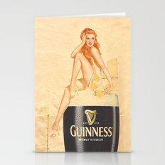 Guinness - Vintage Beer Stationery Cards