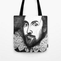William Shakespeare Port… Tote Bag