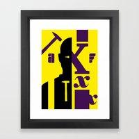 WIM 02 Framed Art Print