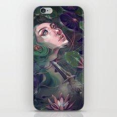 Spirit of the Lake iPhone & iPod Skin