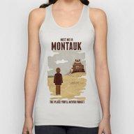 Montauk Unisex Tank Top