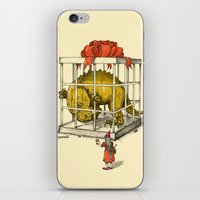 The Gift iPhone & iPod Skin