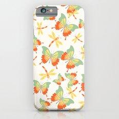 Butterflies and Dragonflies Slim Case iPhone 6s