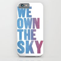 We Own The Sky iPhone 6 Slim Case