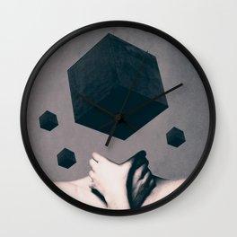 Wall Clock - Think Outside The Box  - dada22
