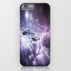 Galaxy Clouds : Shades of Purple iPhone 6 Slim Case