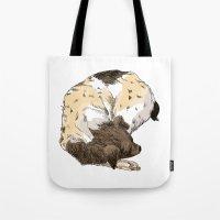 Sleeping Dog #002 Tote Bag