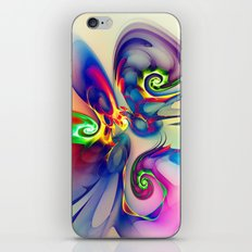 Fire and Water iPhone & iPod Skin