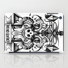 Create or Die iPad Case