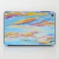 Red Sky iPad Case