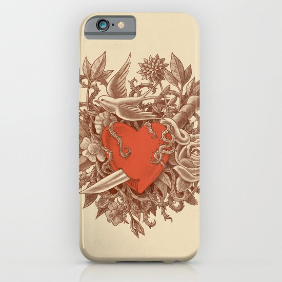 Heart of Thorns  iPhone & iPod Case